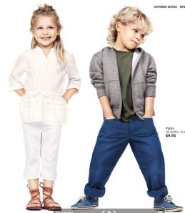 H&M kids collection