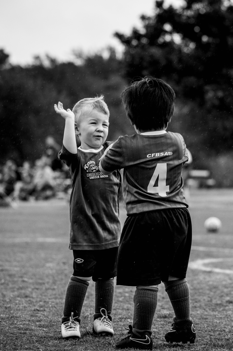 Today's Inspiration - 3 & 4 Year Old Soccer